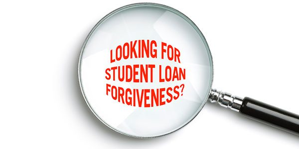 One Man's Opinion on the Forgiveness of Student Loans